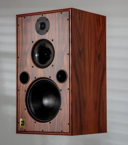 Harbeth 40.2 speakerPicture by Jim Holden