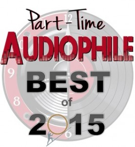 Part-Time Audiophile Best of 2015 logo