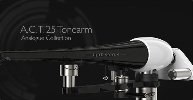 A.C.T. 25 Tonearm