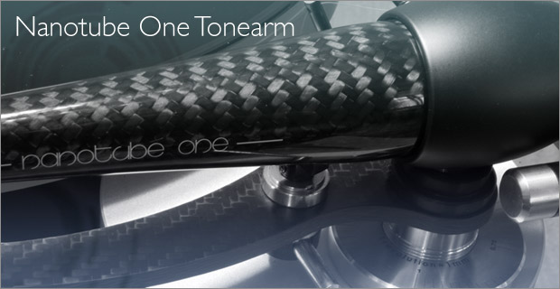 Nanotube One Tonearm