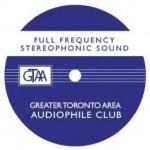 Greater Toronto Area Audiophile Club logo