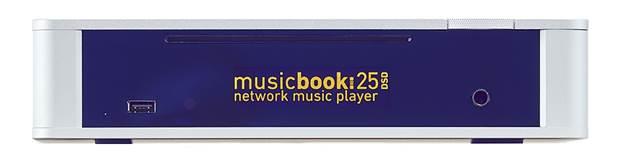 Lindemann musicbook25:dsd