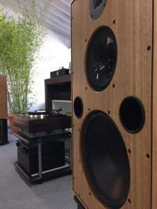 Harbeth M40.2 op High End 2016