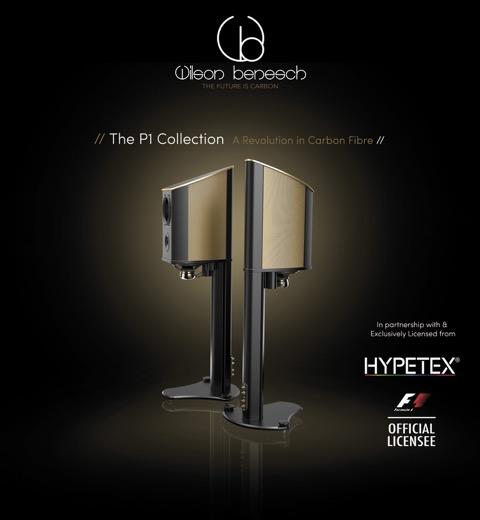 Wilson Benesch Discovery II in Champagne Gold