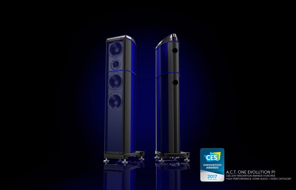 Wilson Benesch A.C.T. One Evolution genomineerd voor CES Innovation Award 2017