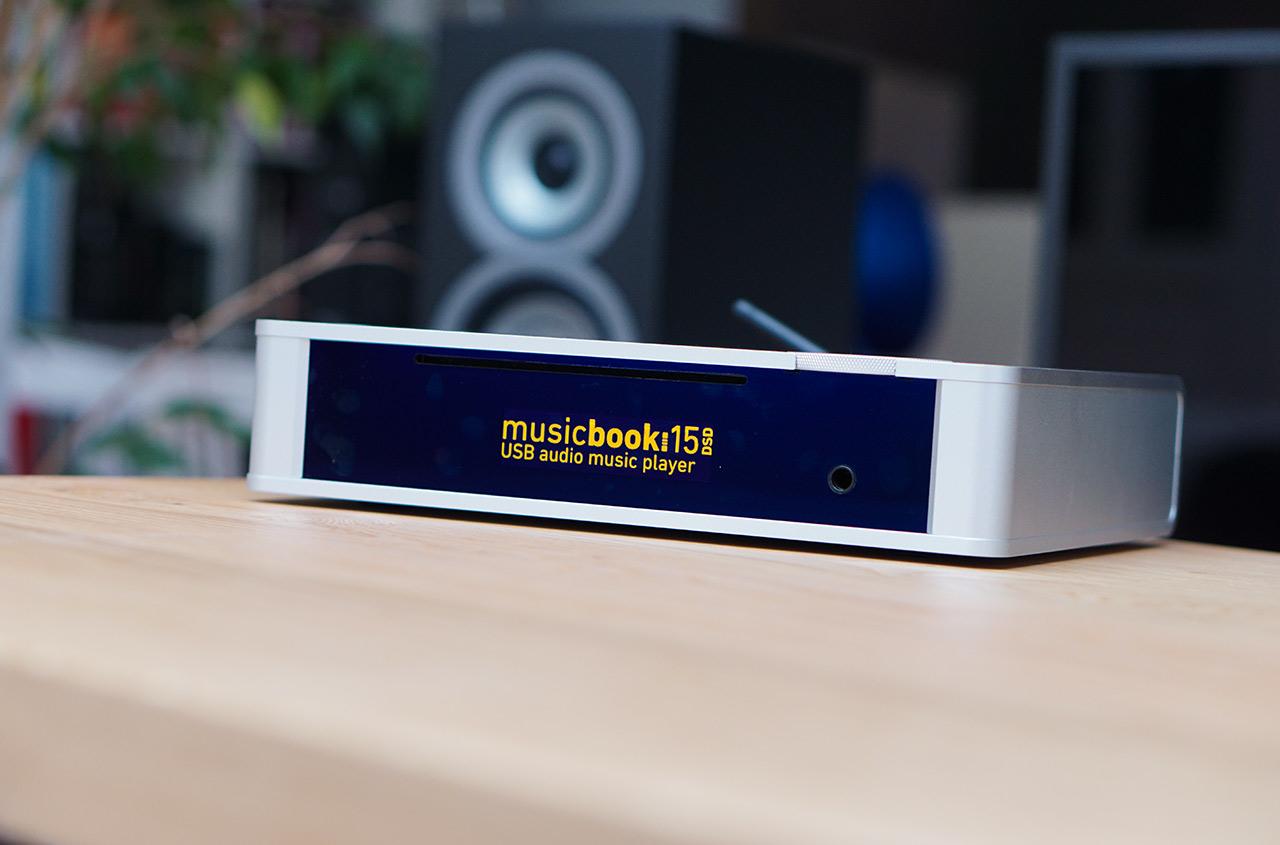 Review MODERNHIFI musicbook 15 DSD