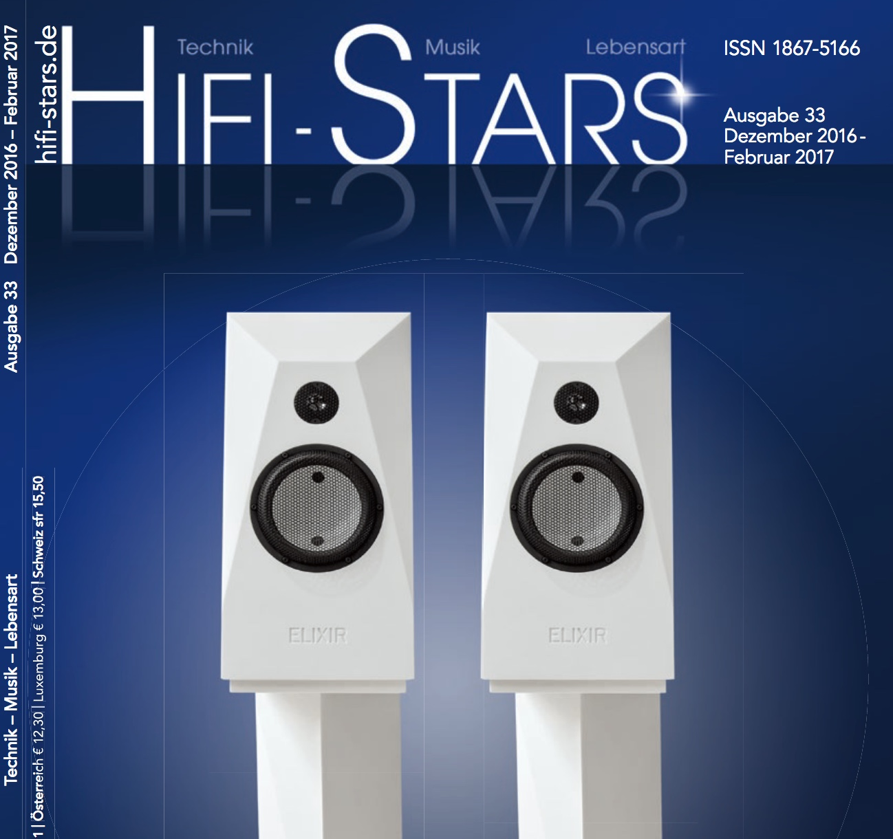 Review Hifi-Stars musicbook 25 DSD