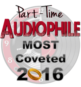 m40.2 part-time audiophile most coveted award 2016