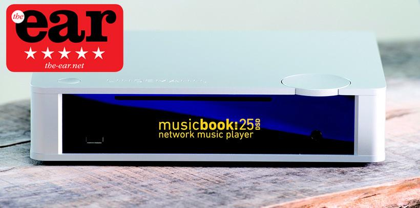 Review musicbook 25 DSD the-ear.net