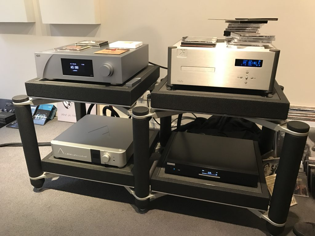 CH Precision en Magico op Chattelin Audio Systems Eindejaarsshow