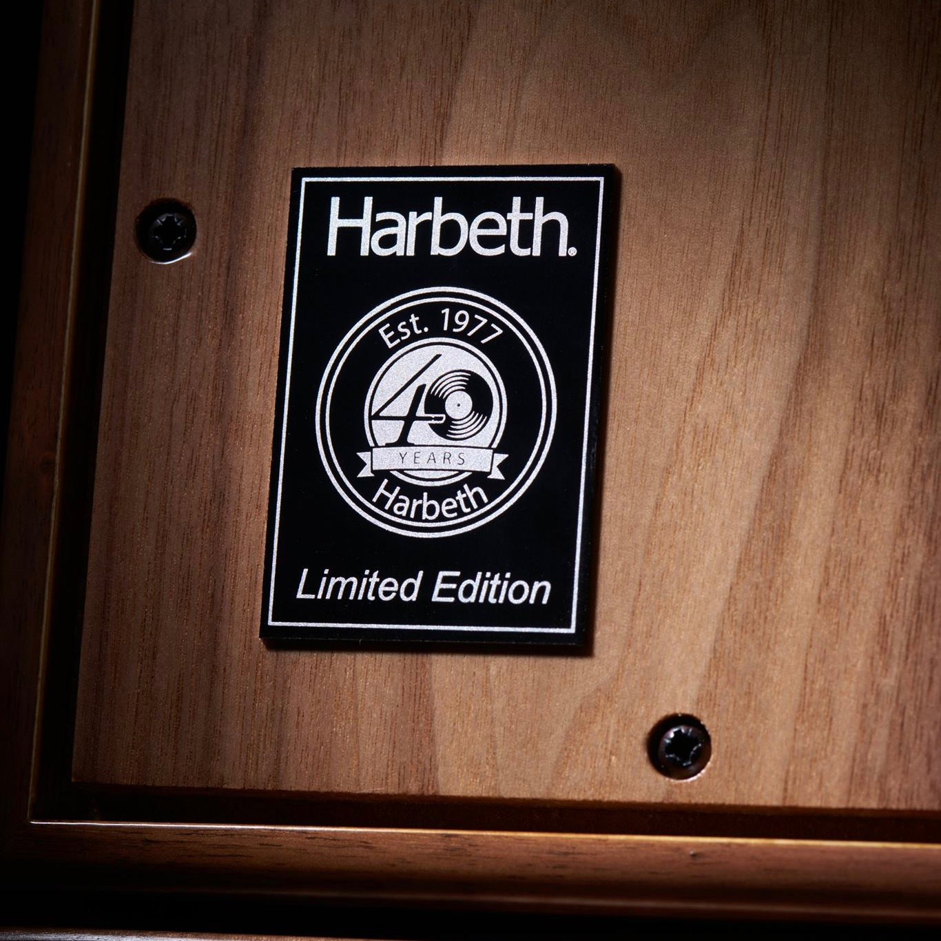 Harbeth 40th Anniversary Limited Edition road show