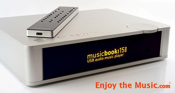 Enjoy the Music test Lindemann musicbook:15 DSD