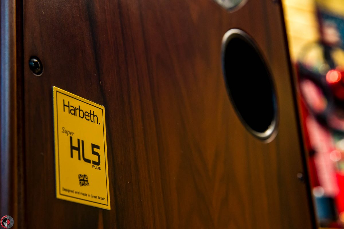 Part-Time Audiophile test Harbeth SHL5 plus