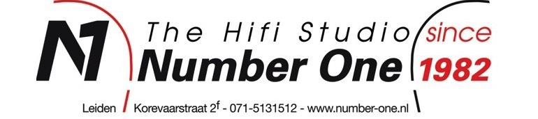 Hifi Studio Number One Banner