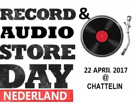 Record Audio Store Day