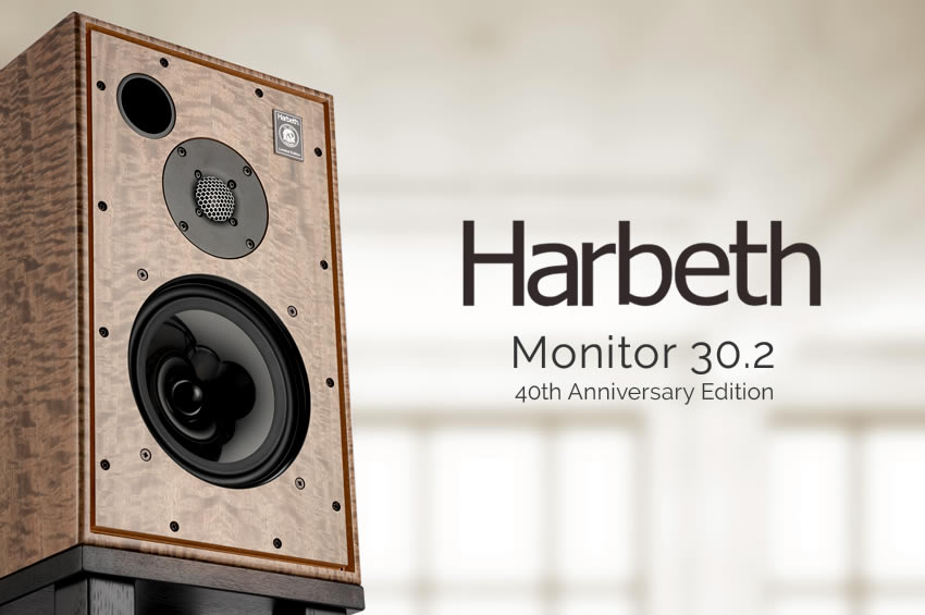 Harbeth M30.2 40th Anniversary Limited Edition
