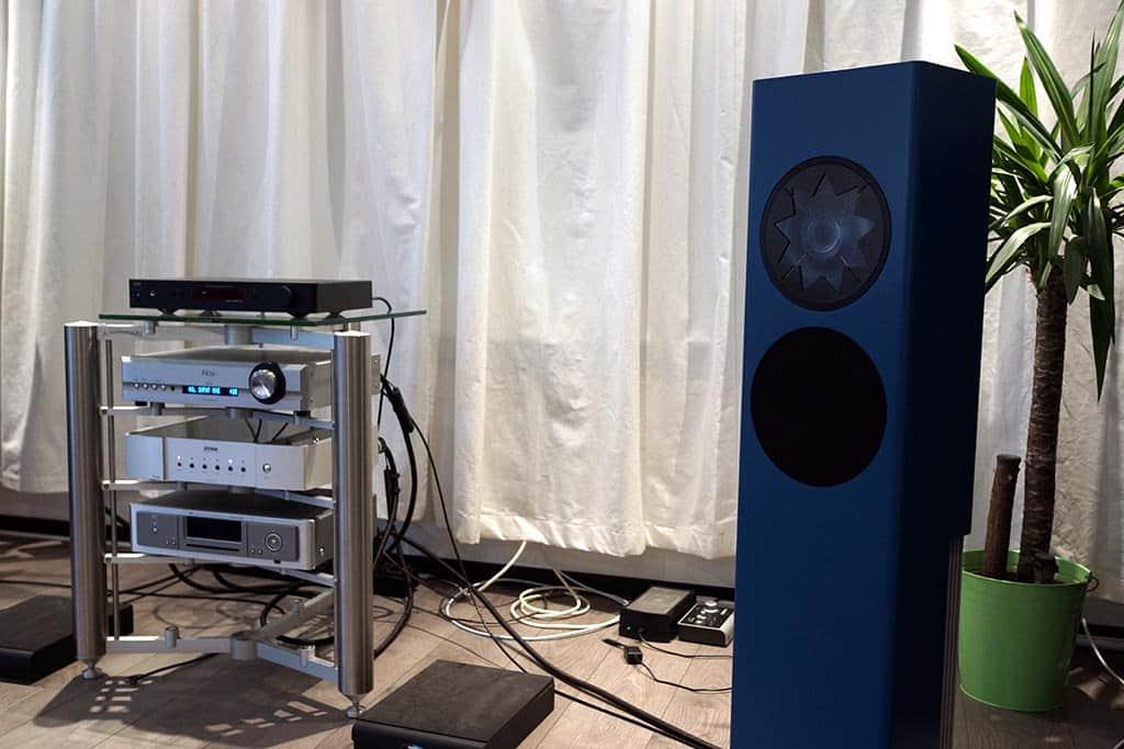 Alpha Audio test Manger S1