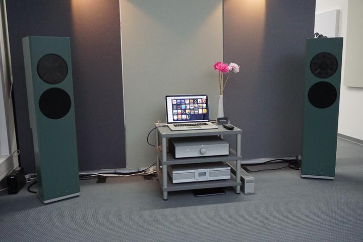 Manger s1 'Best Loudspeaker Sound of Show'