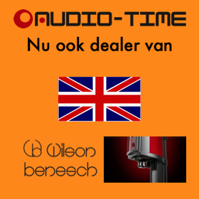 Audio Time dealer van Wilson Benesch