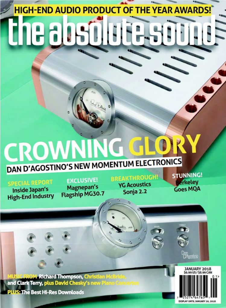 The Absolute Sound test Manger p1 - cover