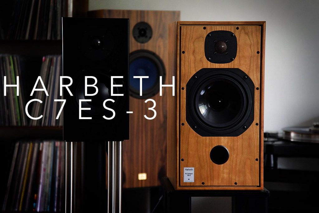 Part-Time Audiophile test Harbeth C7ES-3