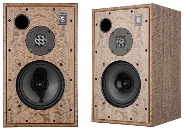 Stereophile test Harbeth M30.2 40th Anniversary