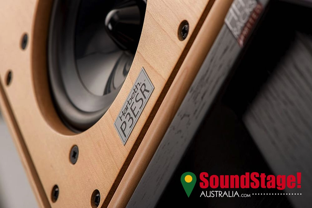 SoundStage Australia test Harbeth P3ESR