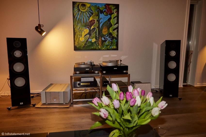 De referentieset van Bergmann Audio