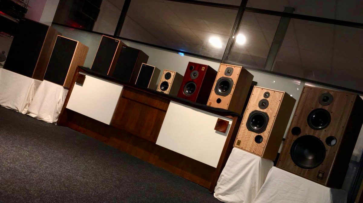 H&C Hifi wordt Harbeth dealer