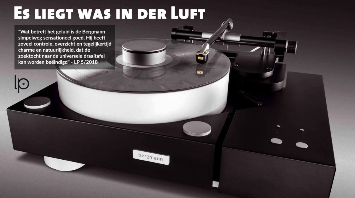 LP Magazin test Bergmann Galder en Odin