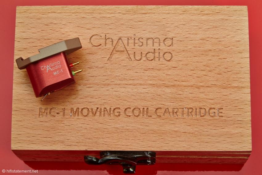 Hifistatement test Charisma Audio MC-1