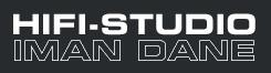 Hifi-Studio Iman Dane logo