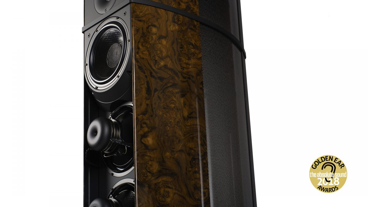 Wilson Benesch Resolution wint Golden Ear Award