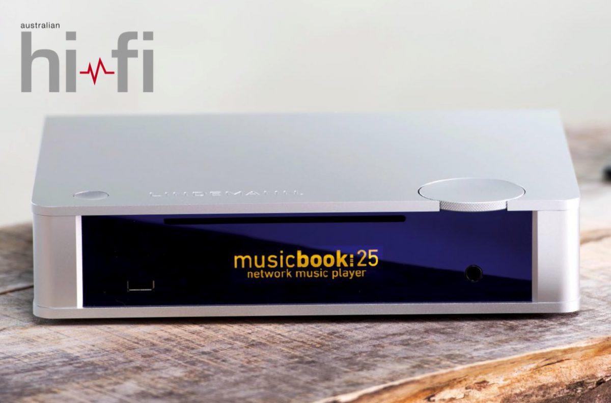Australian Hifi test Lindemann musicbook 25 en 55