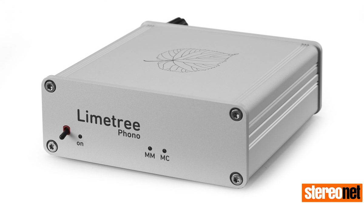 Stereonet UK test Limetree Phono