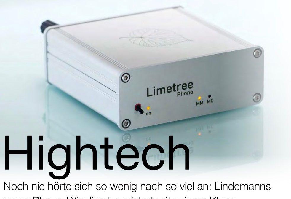 Stereoplay test Lindemann Limetree Phono