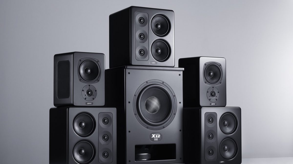M&K Sound S300 family