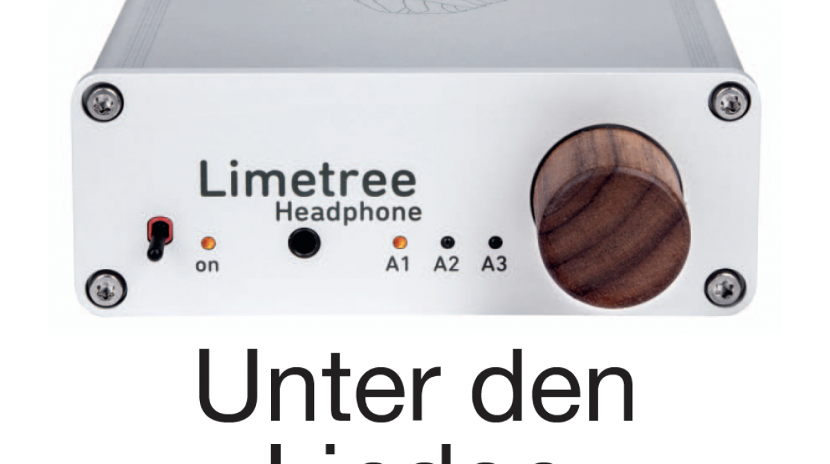 Stereoplay test Lindemann Limetree Headphone