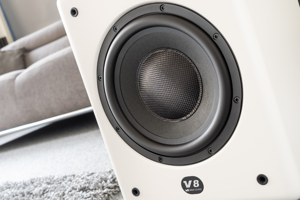 Lite Magazin test M&K Sound V8