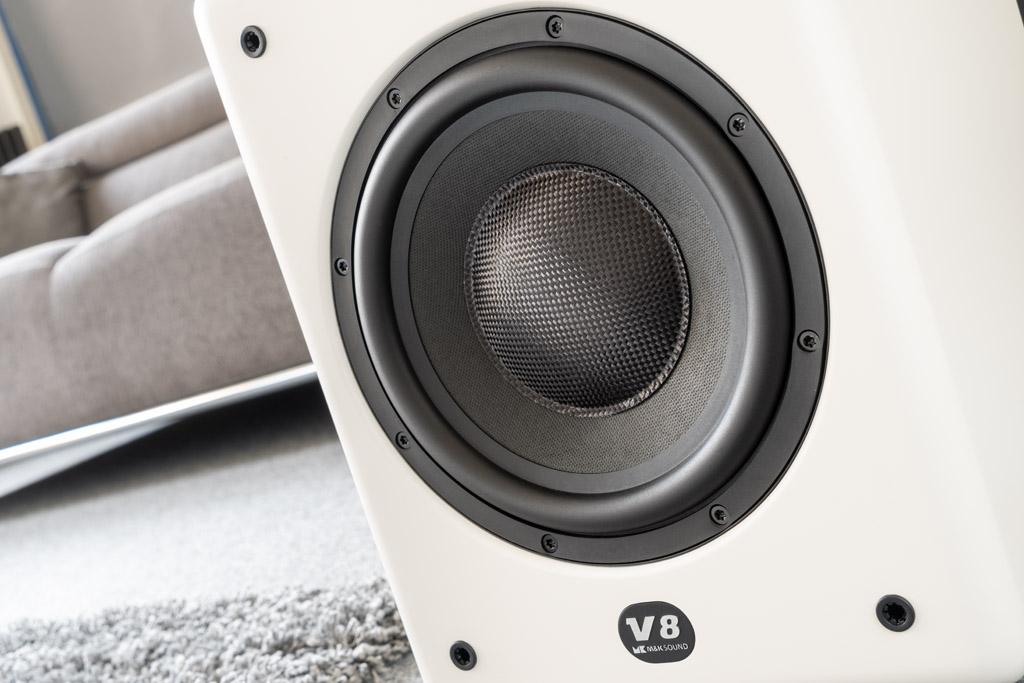 Lite Magazin test M&K Sound V8