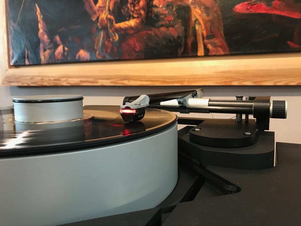 Bergmann en DS Audio bij Van Den Eijnde Audio