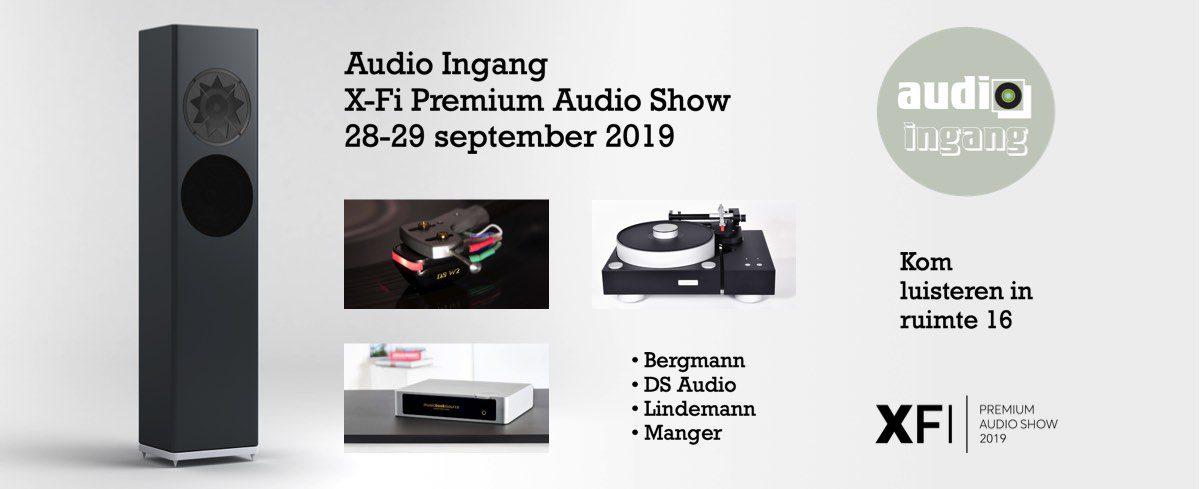 Audio Ingang op X-Fi 2019