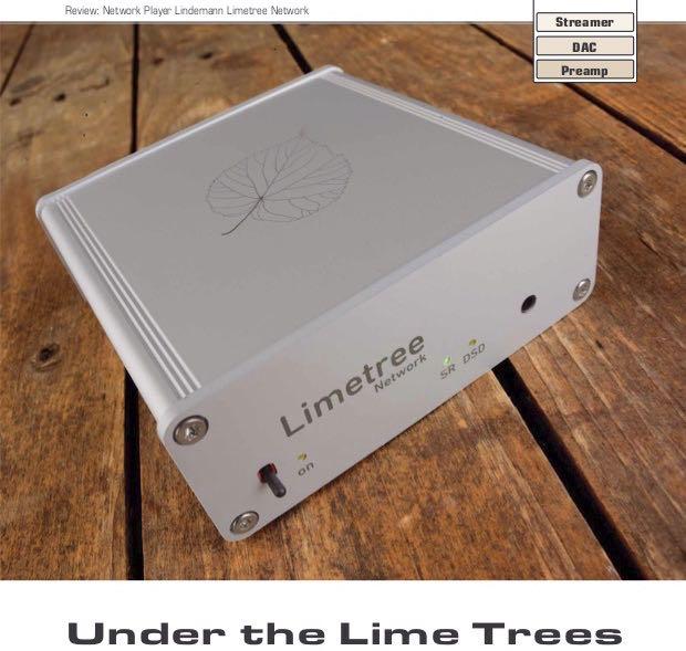 Einsnull test Lindemann Limetree Network