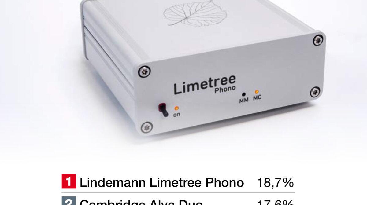 Stereoplay lezers kiezen Lindemann Limetree Phono