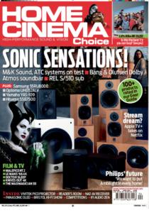 home cinema choice M&K Sound 750 review