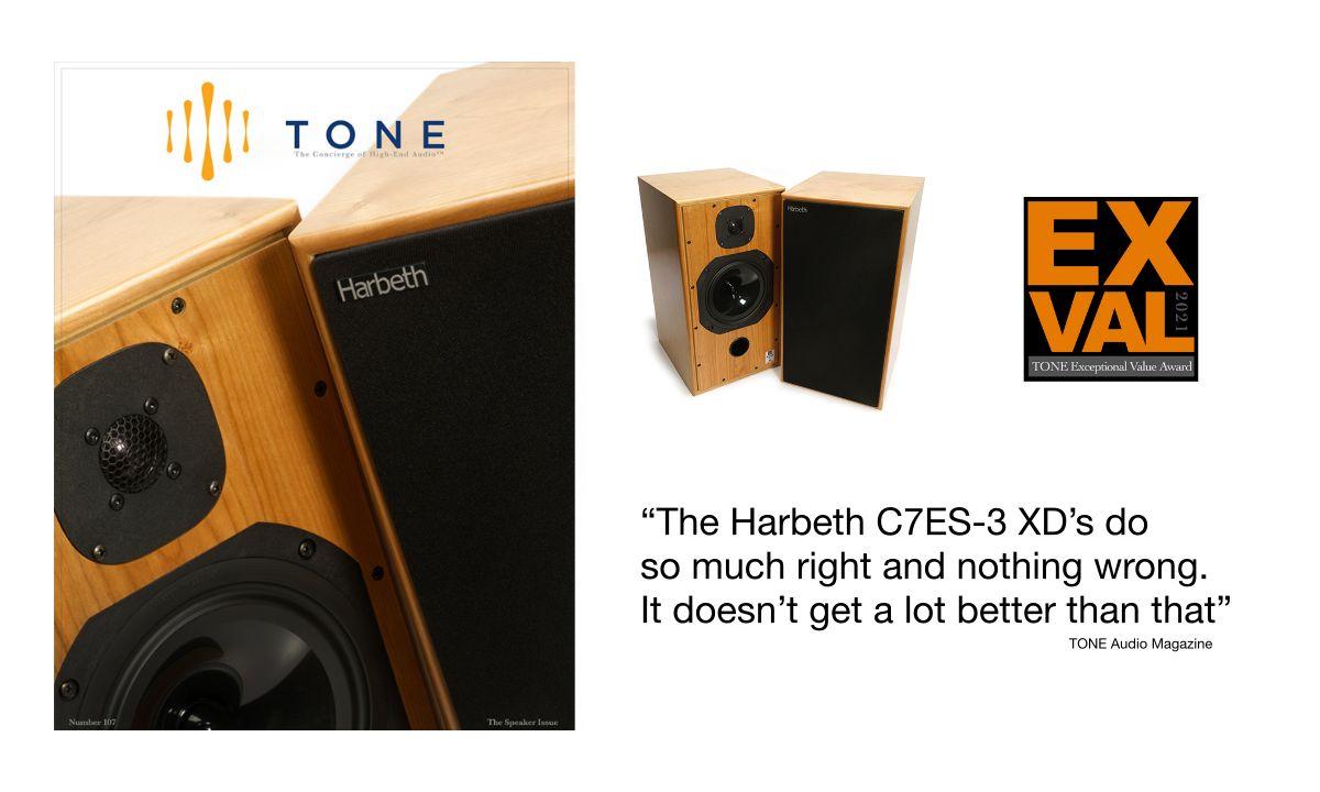 Harbeth C7es3 XD - Tone Audio
